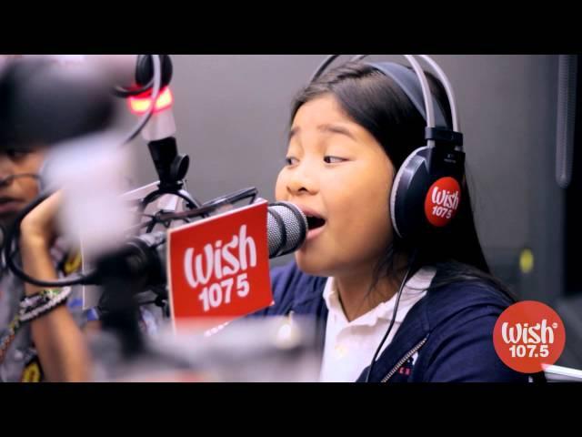 Elha Nympha sings