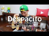 Despacito - Luis Fonsi, ft.Daddy Yankee(fingerstyle guitar arranged &amp cover by 10 year-old kid Sean)