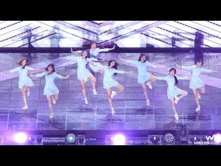 170909 러블리즈 (Lovelyz) 'Ah-Choo (아츄)' 4K 직캠 @인천 한류 관광 콘서트 Fancam by -wA-