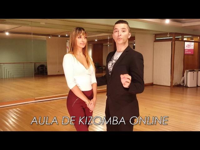 Aula 1 Kizomba Bases com TiagoAlex Maya