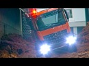 Unbeliveable RC Truck Action! MB Arocs! MAN! Scania! Liebherr! Wheel loader! Construction-World!