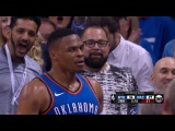 Russell Westbrook, Paul George, Carmelo Anthony Shine In Season Opening Win October 19, 2017