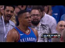 Russell Westbrook, Paul George, Carmelo Anthony Shine In Season Opening Win | October 19, 2017