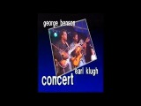 George Benson &amp Earl Klugh - 1988 (Northsea Jazz Festival)