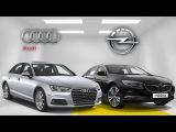 Audi A4 VS Opel Insignia