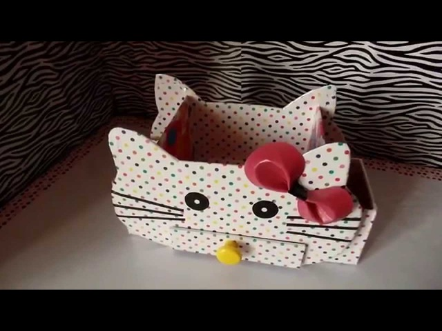 Organizador multiuso-hello kitty