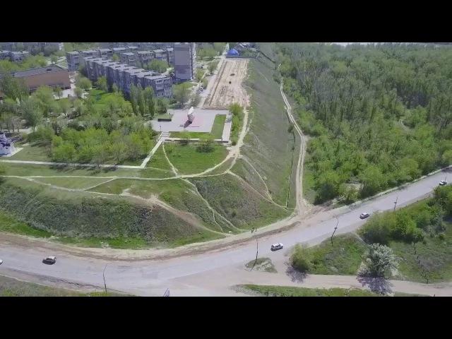 Ахтубинск 2017 весна