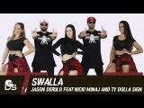 Swalla - Jason Derulo feat Nicki Minaj &amp Ty Dolla Sign - Cia. Daniel Saboya (Coreografia)