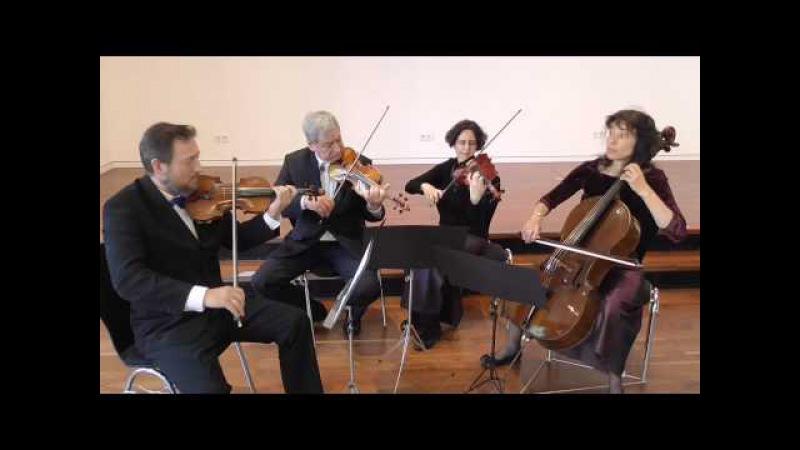 La Roche Quartett Hatikva