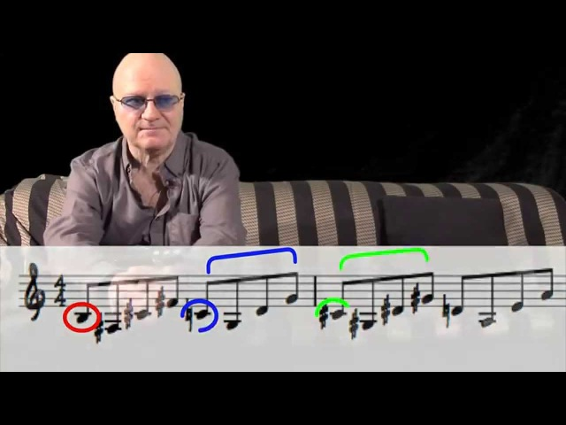 Woody Shaw 4ths 5ths Exercise by Richie Vitale