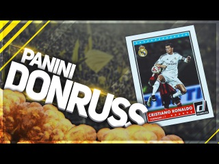 BOX OPENING 2/6 ✪ PANINI Donruss Soccer 2015