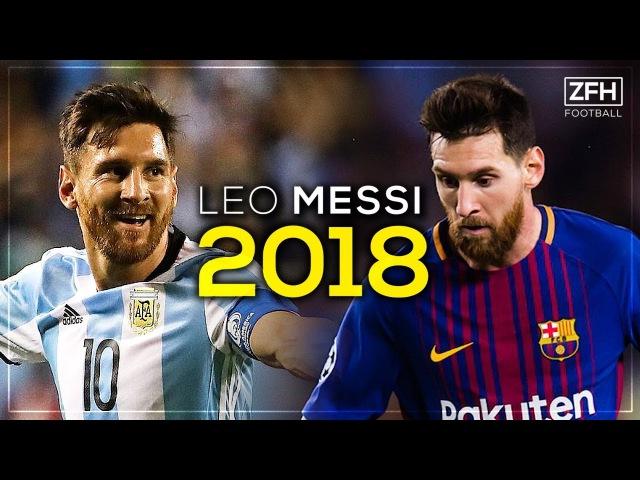 Magical Leo Messi 2018 - The Savior Skills Goals (2017/2018) HD
