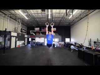 Bar Muscle Ups and Ring Muscle Ups - regular speed and slow motion - by Thomas McCrummen