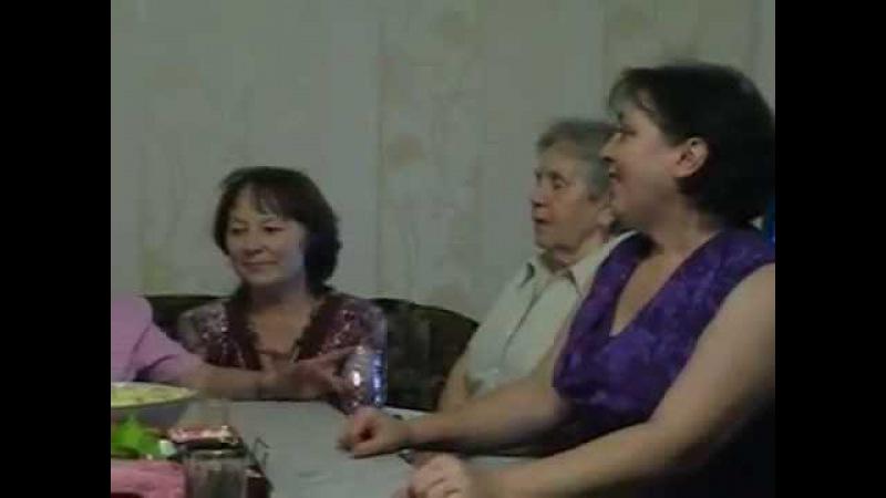 Ой ты, море. Семейный ансамбль Лыковых. г. Ижевск