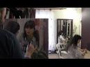 У зеркала. Фания Сахарова Художник Игорь Сахаров, портрет с натуры
