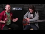 That Pedal Show Jon Stockman Part One. Pedalboard tones and talk with Karnivool bassist