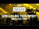 Более тысячи музыкантов исполнили хит группы Nirvana Smells Like Teen Spirit [HD]