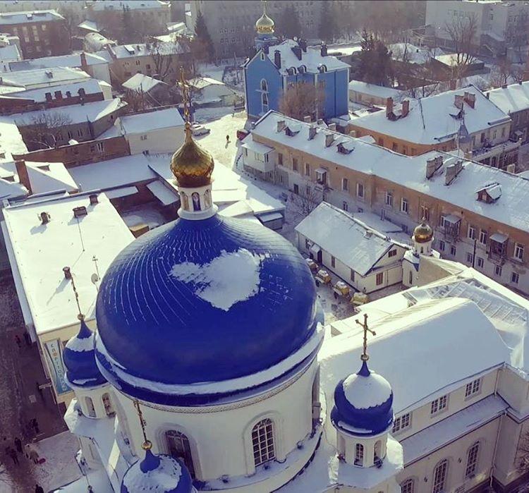 Свято-Михайловский кафедральный собор Житомира