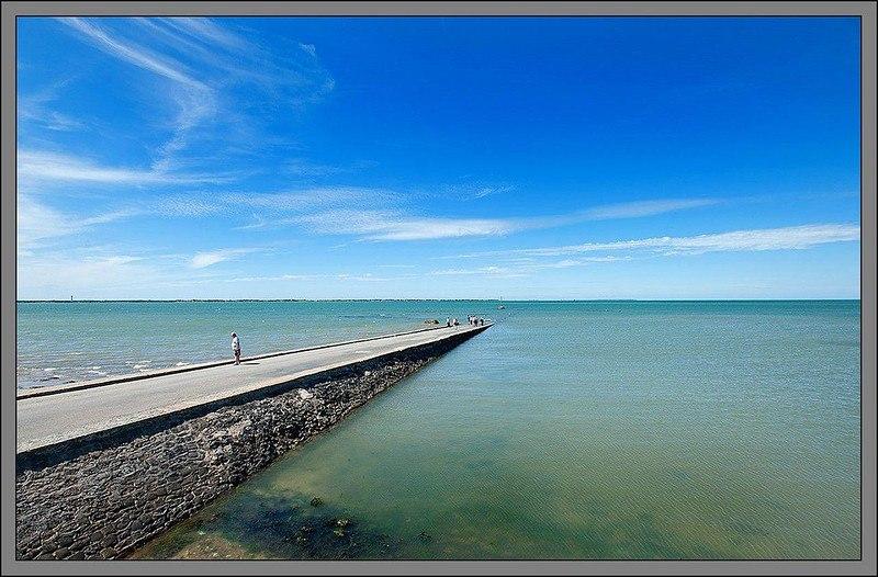 l r6q SXaqc - Passage du Gois - самая длинная подводная автомобильная дорога