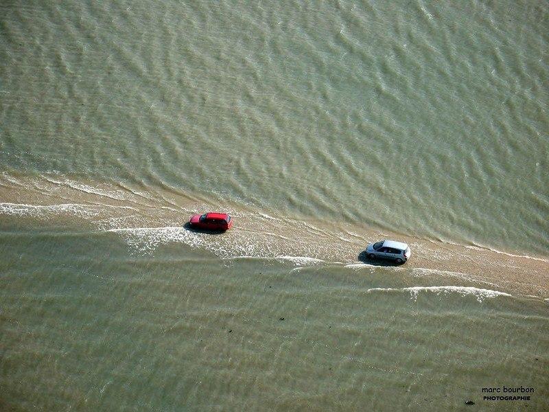 5OmO7ysstp4 - Passage du Gois - самая длинная подводная автомобильная дорога