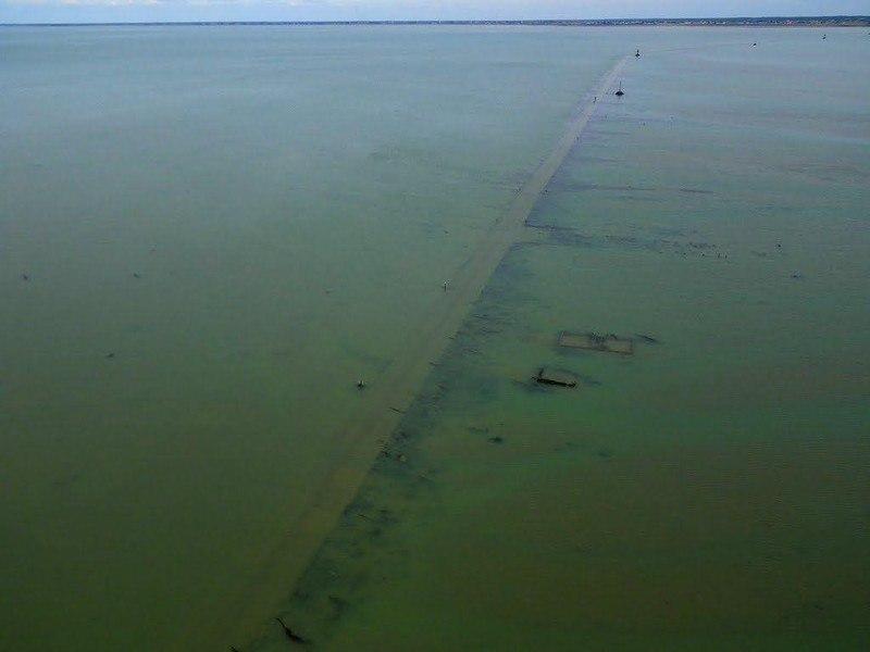 bEVUIiot6ks - Passage du Gois - самая длинная подводная автомобильная дорога