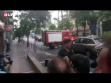Взорван автомобиль экс-премьера Греции Лукаса Пападимоса