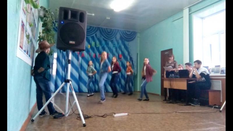 6а класс Танец Алло мы ищем таланты