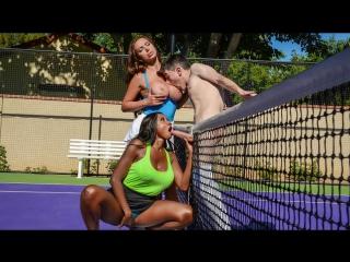 Nikki Benz, Diamond Jackson & Jordi El Niño Polla [HD 720, Big Tits, Blowjob (POV), MILF, Sports]