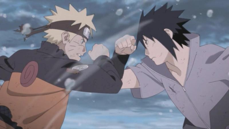 Mirai Nikki/Sen to Chihiro no kamikakushi/Naruto