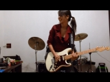Juliana Vieira - Killing In the Name (Rage Against The Machine) +SOLO