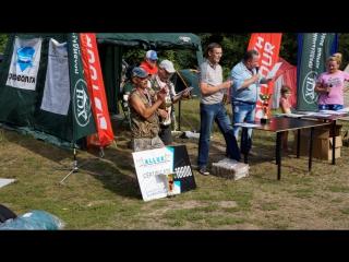 Рыболовный фестиваль с.Разнежье 2016 р.Волга, Воротынский р-н