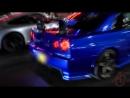 Nissan Skyline GTR R34 - Anti-Lag, LAUNCHES