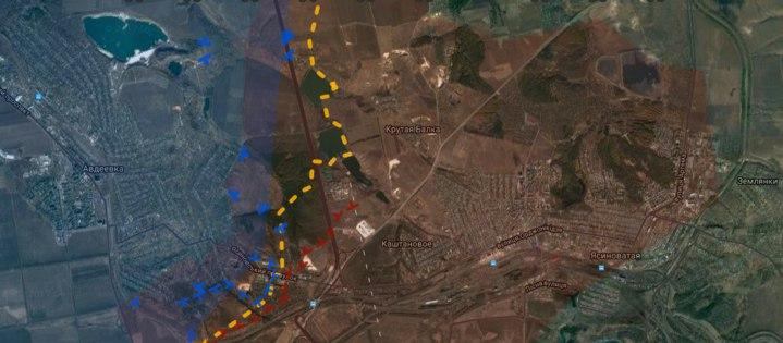 Сводка военных событий в Новороссии за 18.06.2017