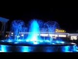 Музыкальный фонтан города Кисловодска