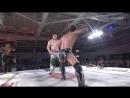Kotoka Masato Yoshino Naruki Doi vs BxB Hulk Kzy YAMATO Dragon Gate The Gate Of Victory 2017 Day 12