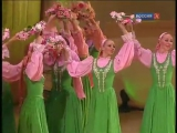 Весенний хоровод ансамбль Березка
