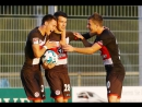 FC St. Pauli - Groningen - 3-0. Sobotas Tor (01.09.2017)