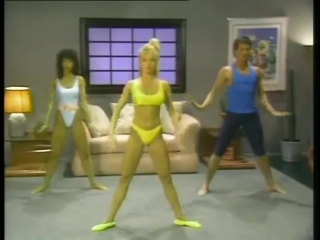 Traci Lords 80s Aerobics Video