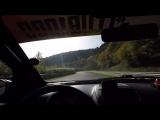 Thrashing a 68hp #Citroen C1 racecar over the #Nurburgring #Nordschleife!