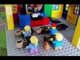 LASTENOHJELMIA SUOMEKSI - Lego city - Ensimmäinen koulupäivä