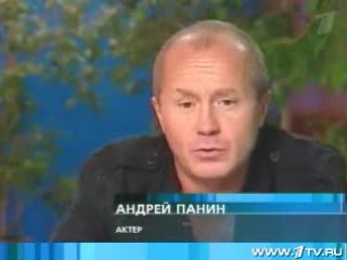 Андрей Панин в т/с Последний бронепоезд (2006) - премьера на Первом канале