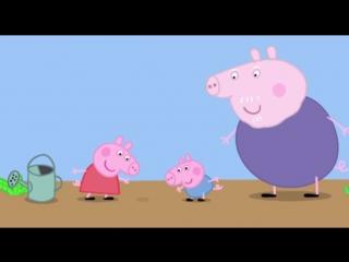 Свинка Пеппа - сборник эпизод 1! (45 минут)