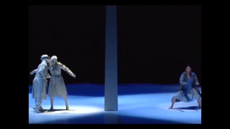 Бенуа де ла Данс-2011: Кристал Пайт / Benois de la Danse-2011: Crystal Pite