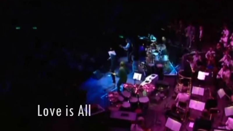 Dio with Deep Purple Orchestra - Sitting in a Dream ⁄ Love is All (1999)