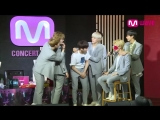 MONSTA X Fan Meeting Monsta Xs Wonho Gets Up Close and Personal with I.M l MEETGREET