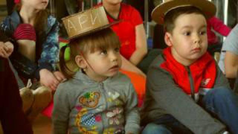 Театр из Картона Сказка в шляпах специально для KASTAMONU