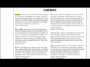 Экзамен по немецкому B1 Goethe Zertifikat B1 ЧТЕНИЕ LESEN Анализ комментариев