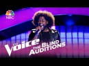 The Voice 2017 Blind Audition - Davon Fleming: Me and Mr. Jones