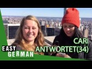 Cari antwortet (34) - USA tour start | Hate comments | Brexit | West East Germany
