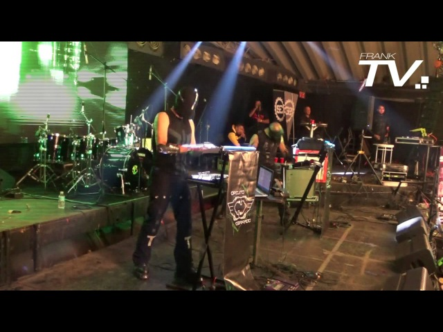 Circuito Cerrado - Let The Bass Fucked Up - Live @ Orus Fest 2016, México D.F.